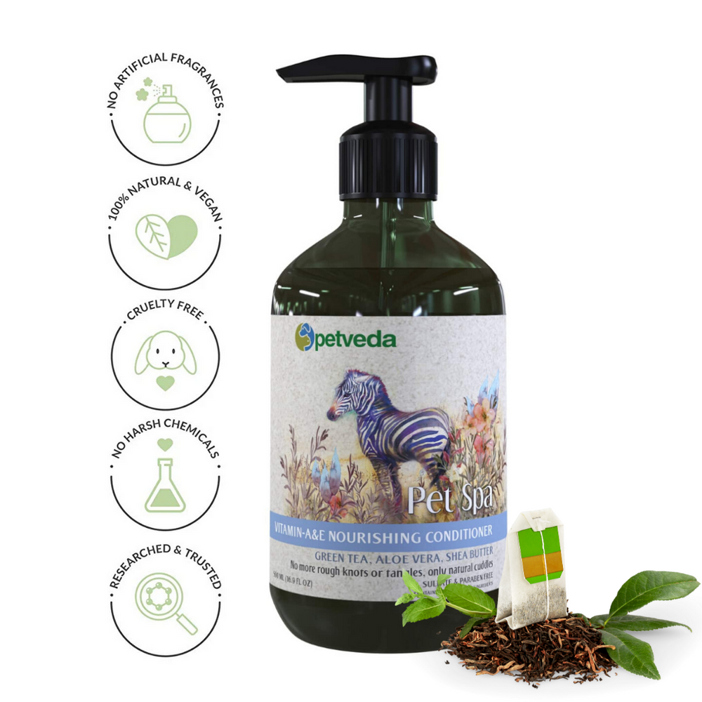 Petveda - Pet Spa - Nourishing Conditioner - 500ml