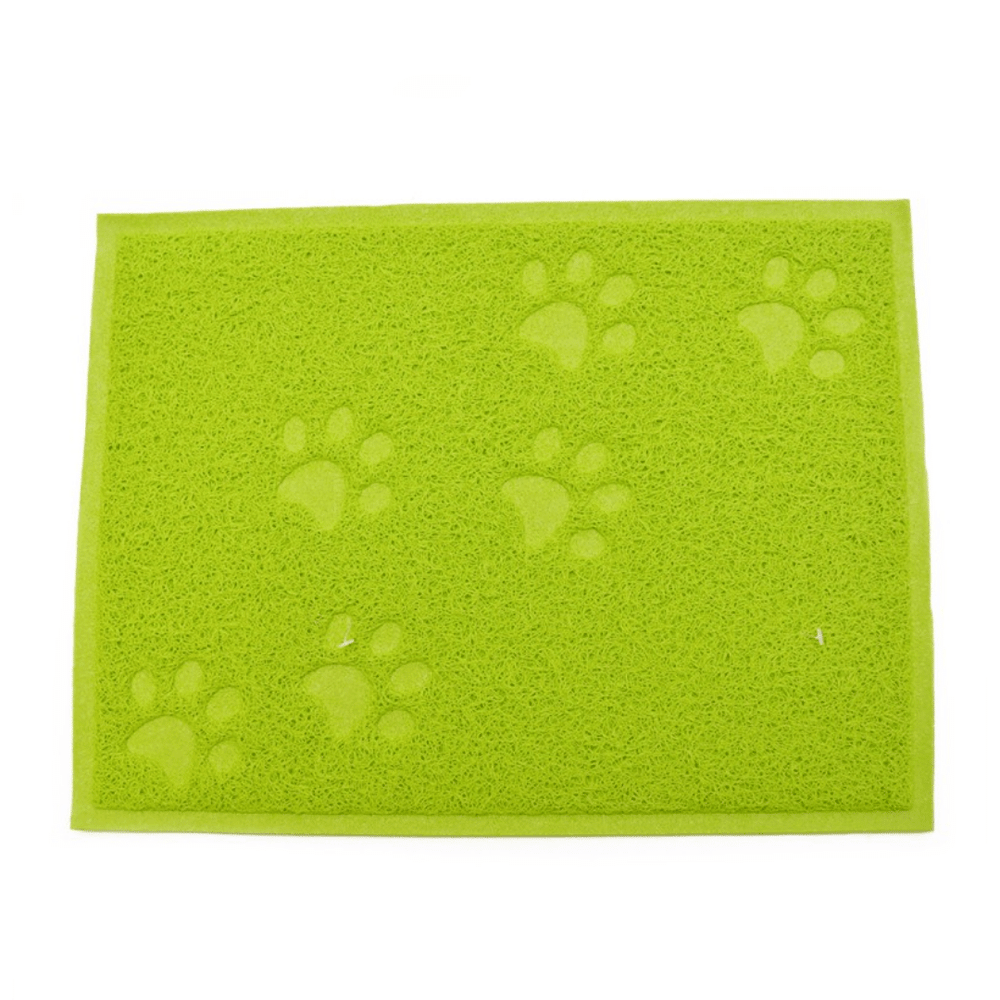 M-Pets Footprint Cat Litter Mat