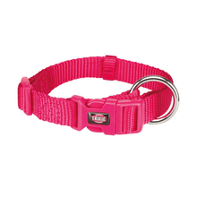 Trixie Premium Collar - Fuschia