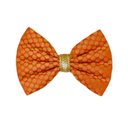 Furvilla Bow Tie - Orange Fantasy (Petsy Exclusive)