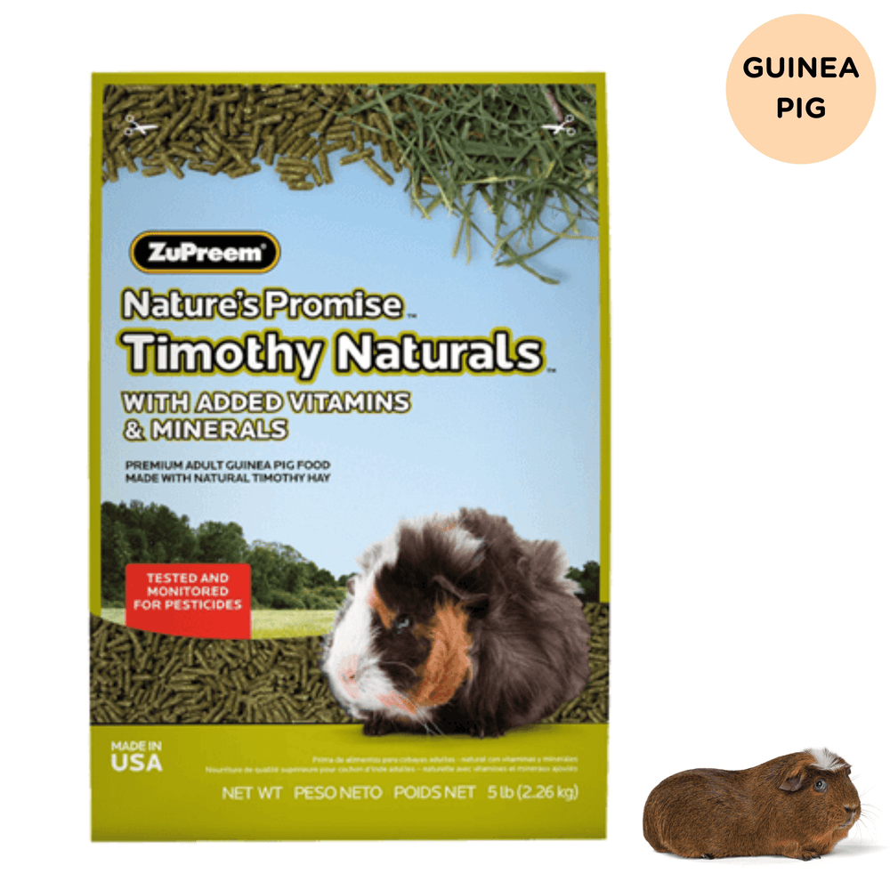 Zupreem - Nature's Promise - Guinea Pig Food