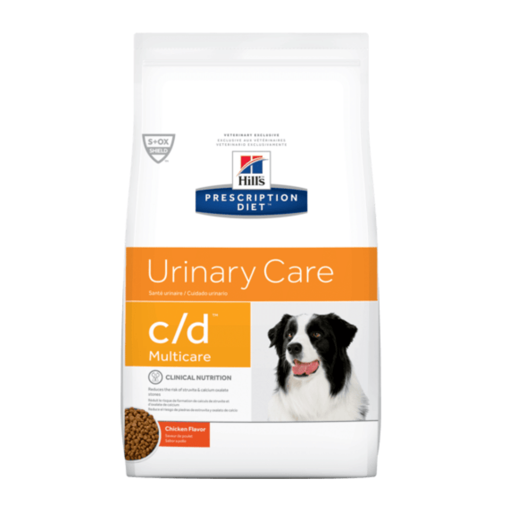 Hills Prescription Diet - Dry Dog Food - Urinary Care c/d Canine