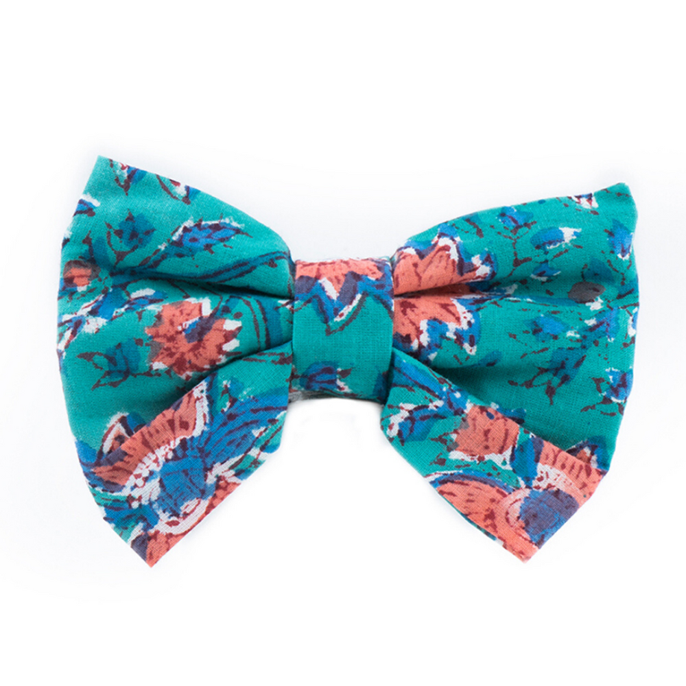 Hazel & Co Bow Tie - Garden of Love (Petsy Exclusive)
