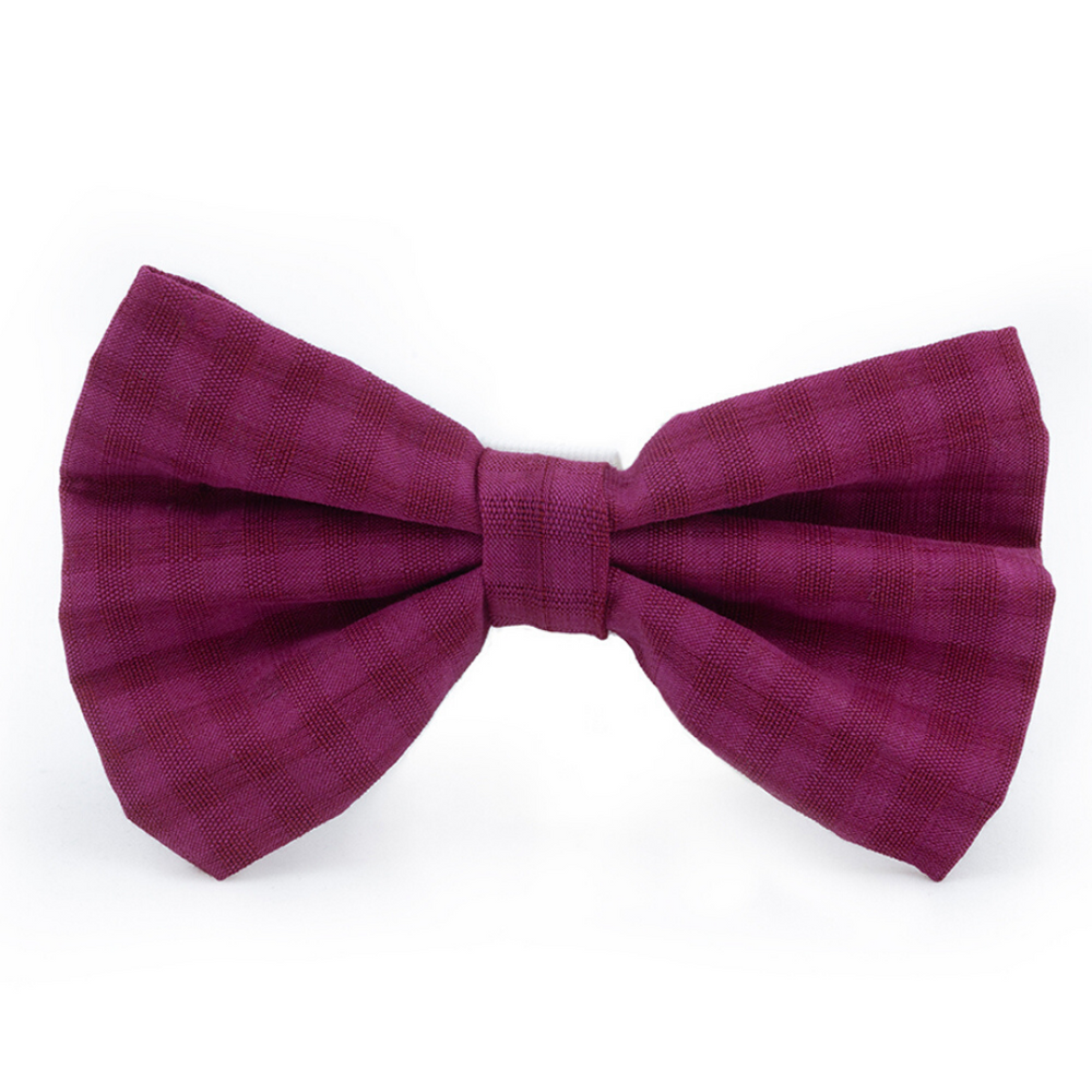 Hazel & Co Bow Tie - Purple Fantasy (Petsy Exclusive)