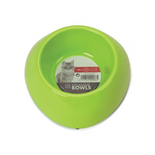 M-Pets Melamine Cat Bowl - Green