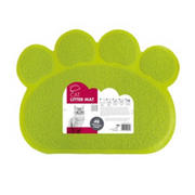 M-Pets Paw Cat Litter Mat