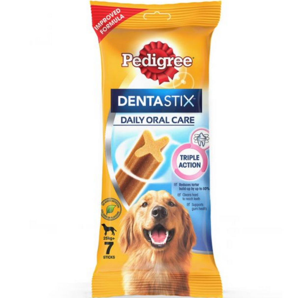 Pedigree Dentastix - Large Breed - Weekly Pack
