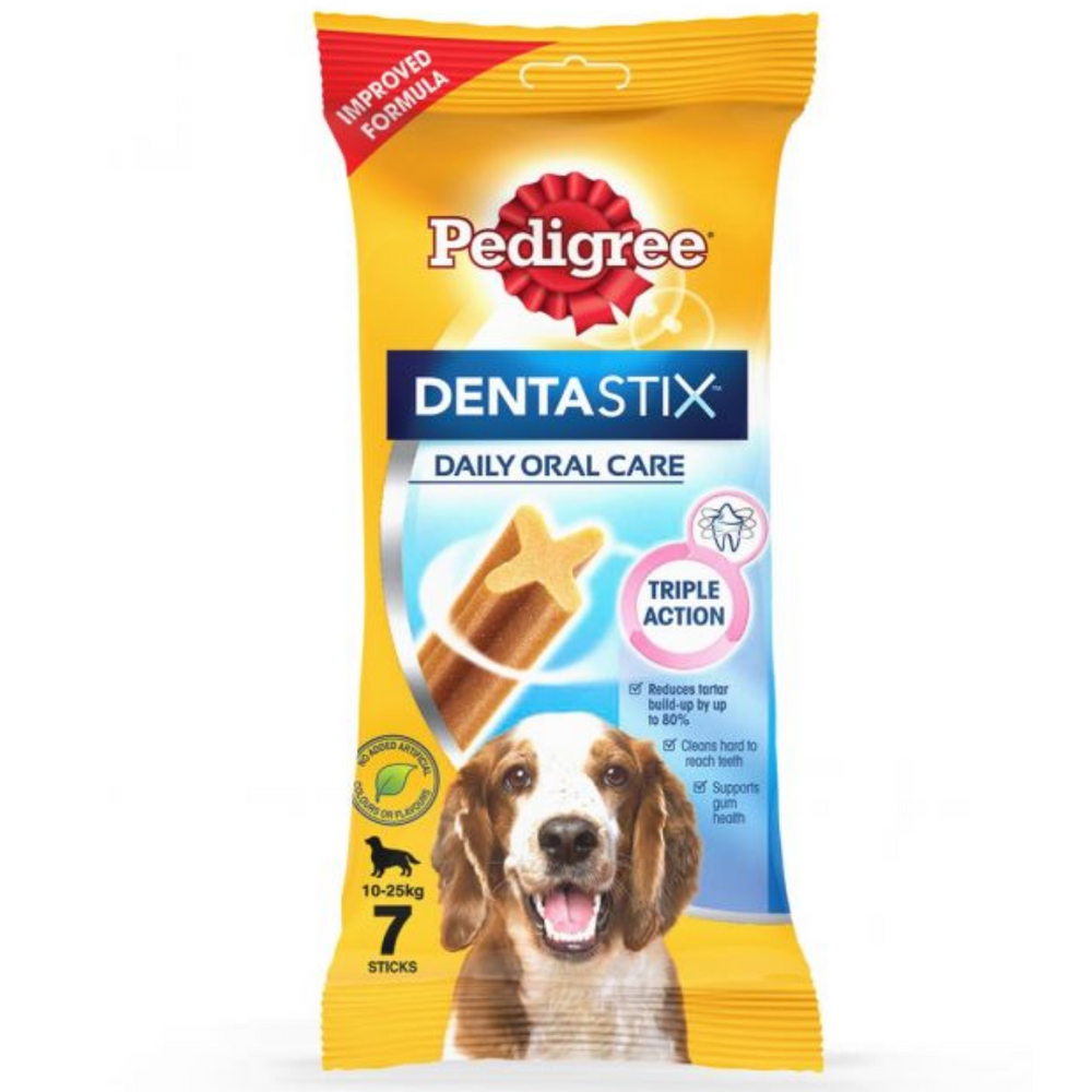 Pedigree Dentastix - Medium Breed- Weekly Pack