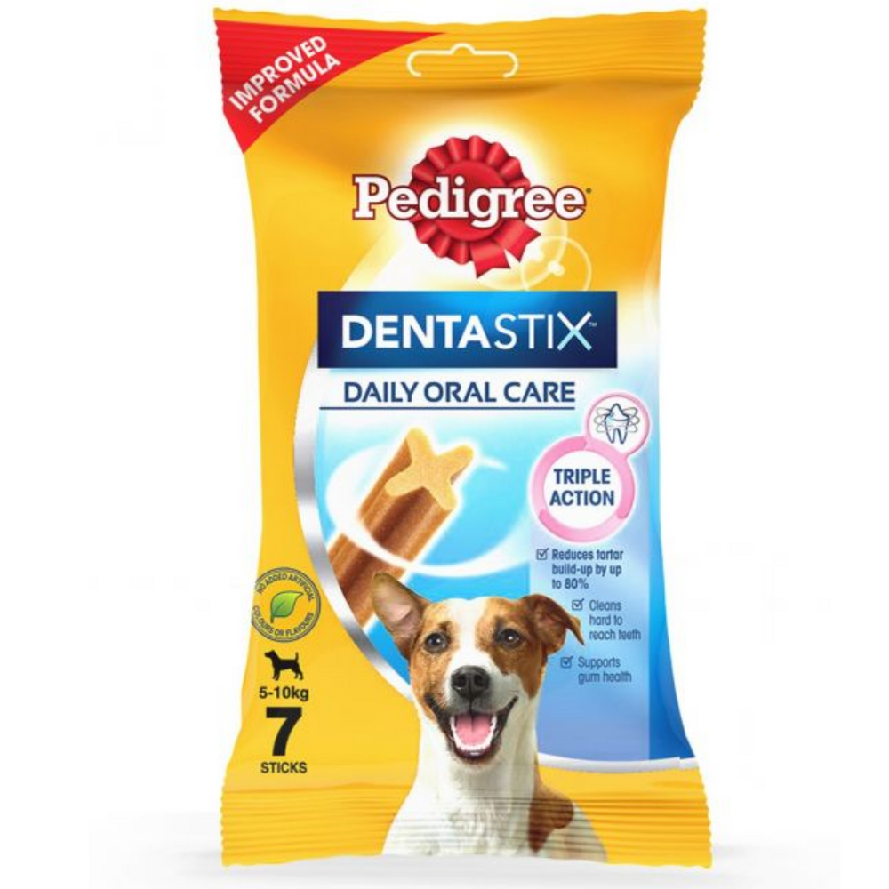Pedigree Dentastix - Small Breed - Weekly Pack