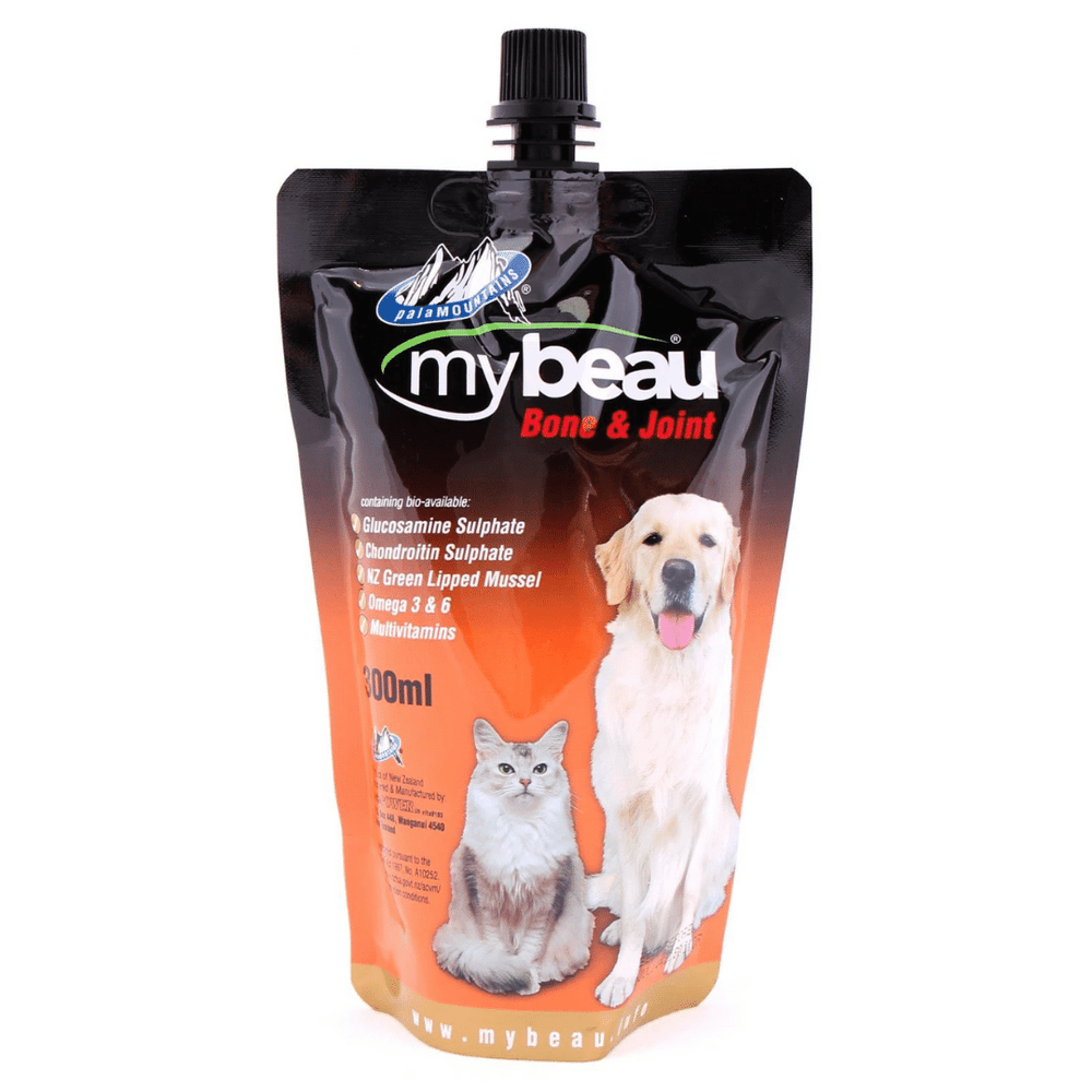 My Beau Dog & Cat Supplement - Bone & Joint 300ml
