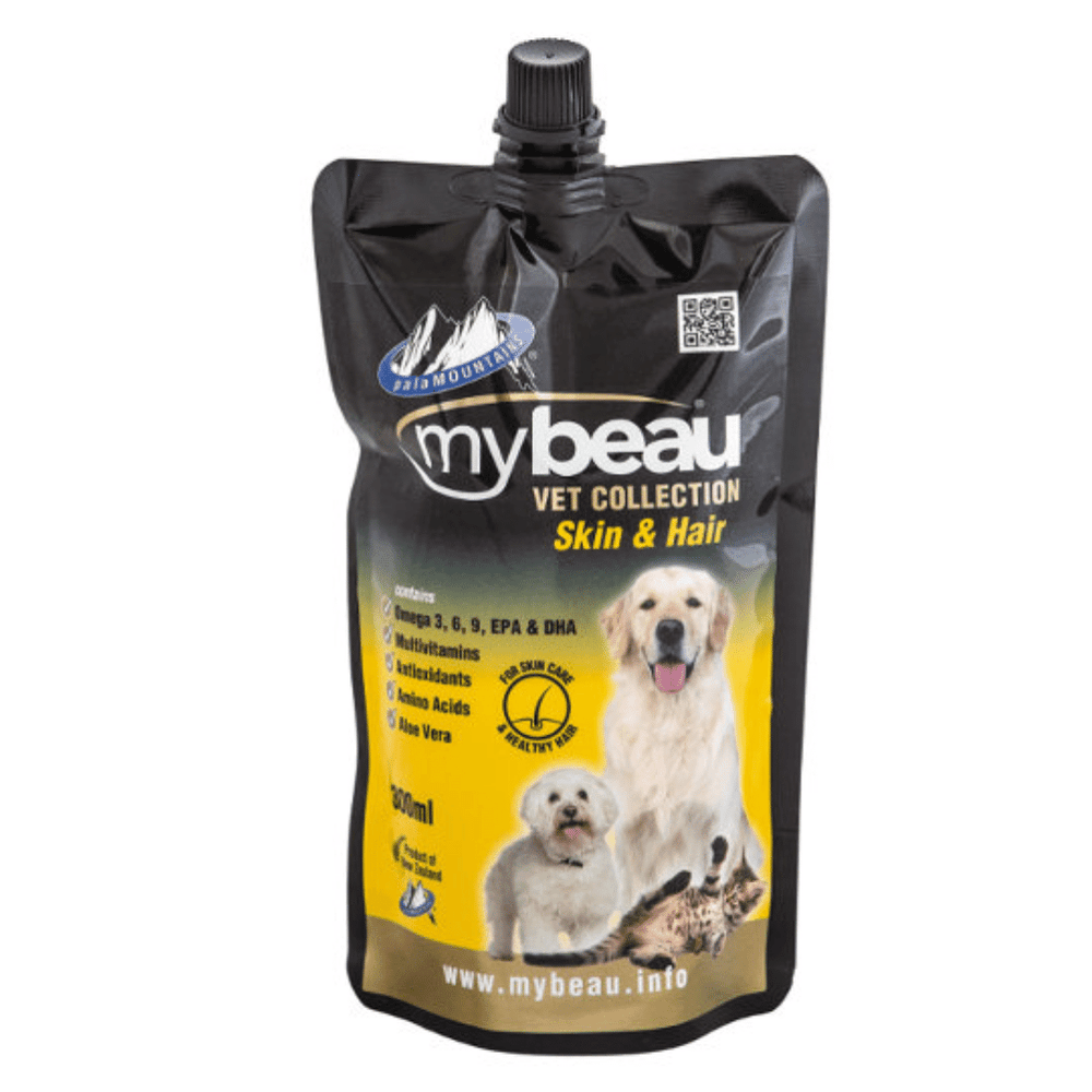 My Beau Dog Supplement - Skin & Hair 300ml