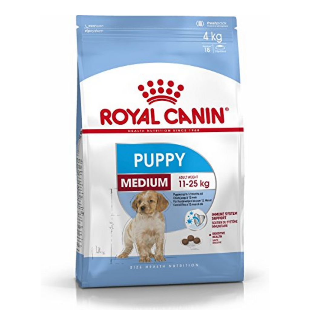 Royal Canin Medium Breed Puppy/Junior (Multiple Sizes)