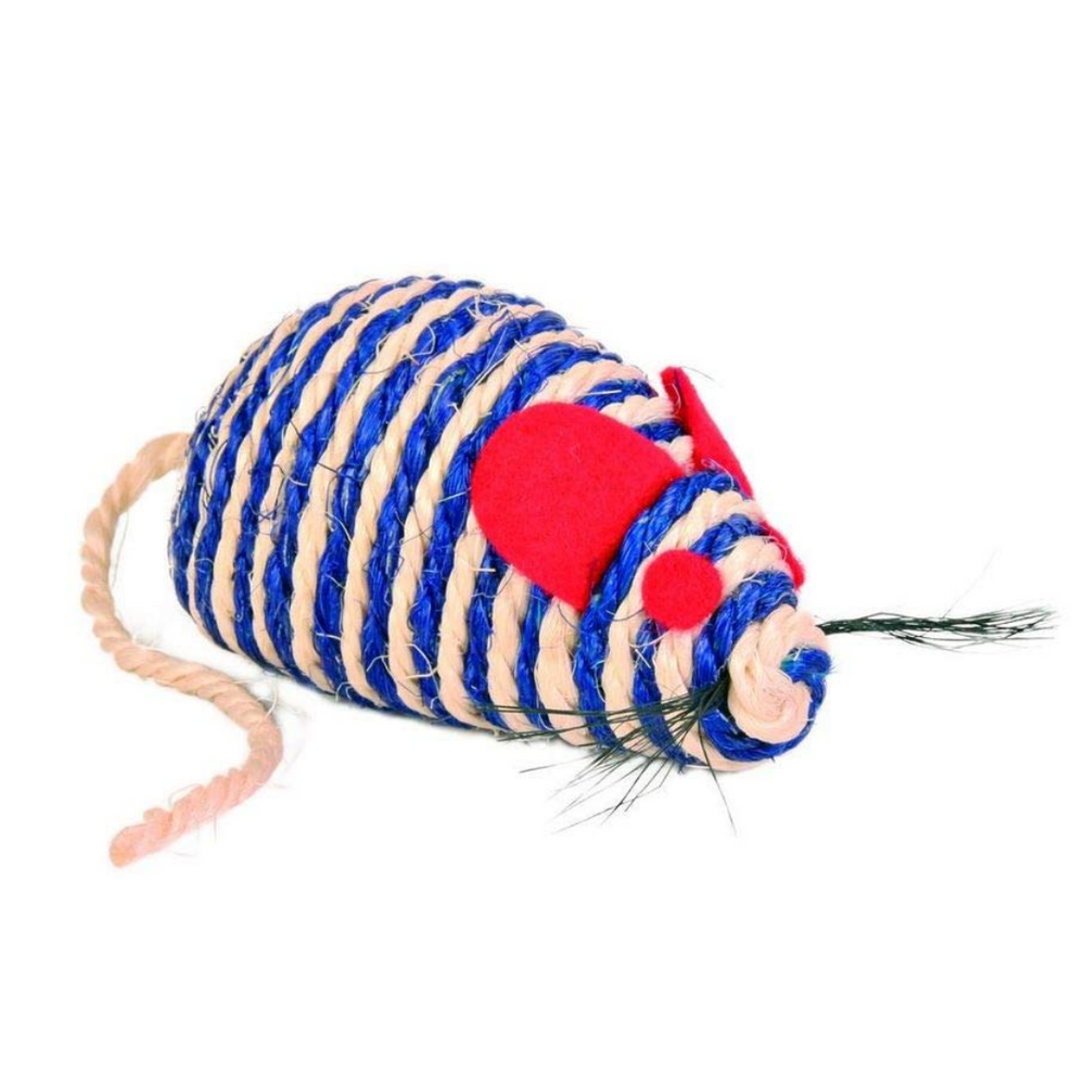 Trixie Cat Toys - Sisal Mouse