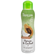 Tropiclean Papaya & Coconut Shampoo Conditioner, Luxury 2-in-1 - 355ml