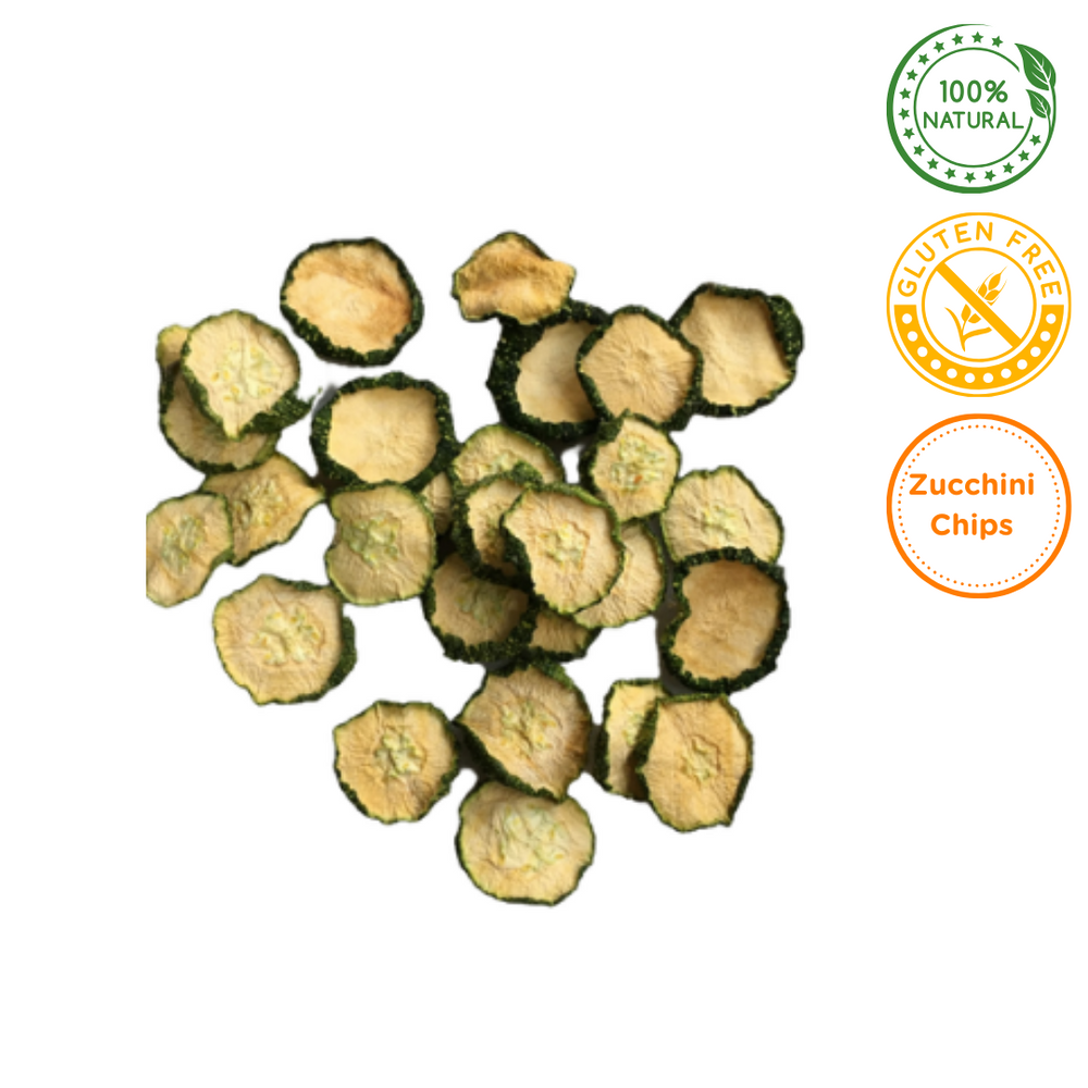 The Barkery - Zucchini Chips - 150g