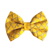 Furvilla Bow Tie - Bright N Yellow (Petsy Exclusive)
