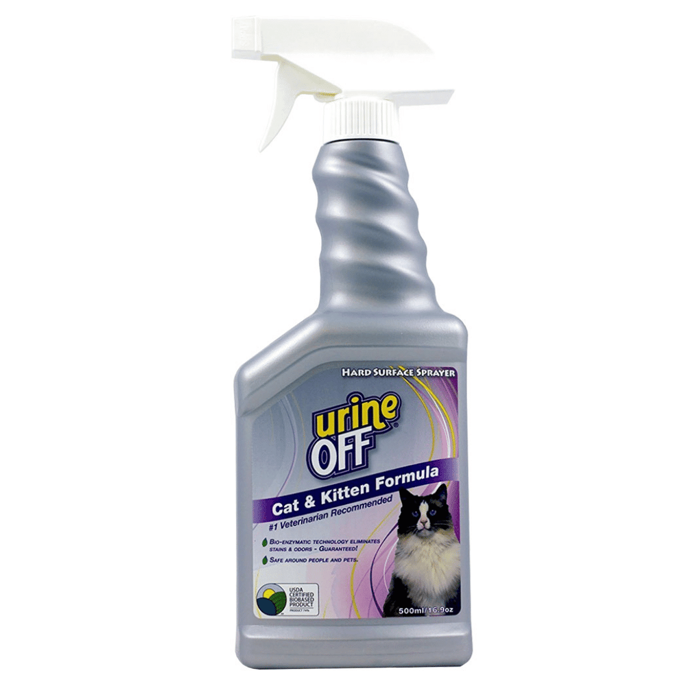 Urine OFF - Cat Odour & Stain Remover - 500ml