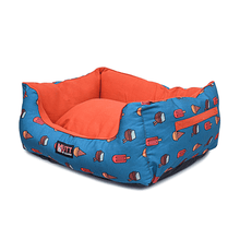 Mutt Of Course Lounger Bed - Pupsicles