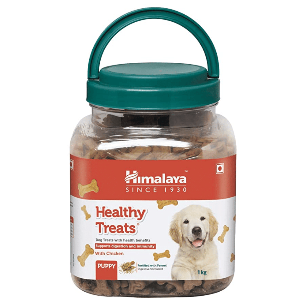 Himalaya Healthy Puppy Dog Treats - with Chicken