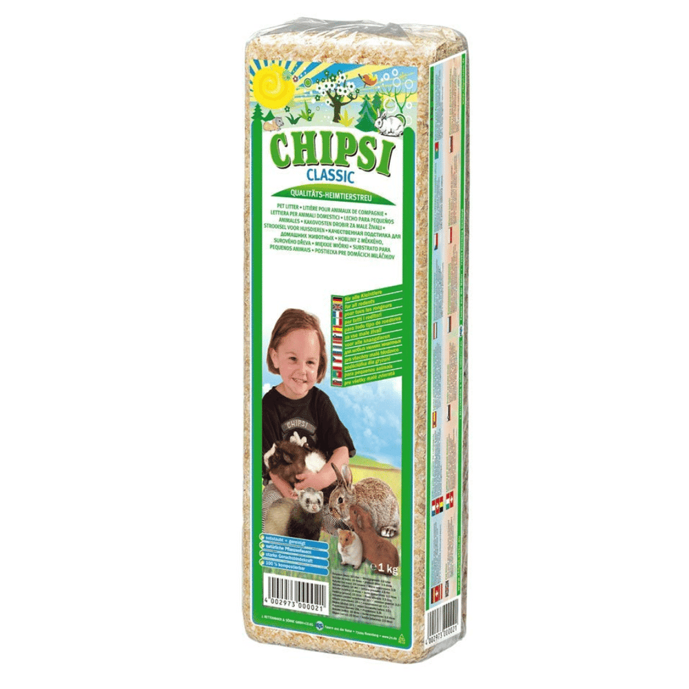 Chipsi Classic - Small animal litter