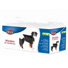 Trixie Disposable Diaper for Female Dogs - Pack of 12