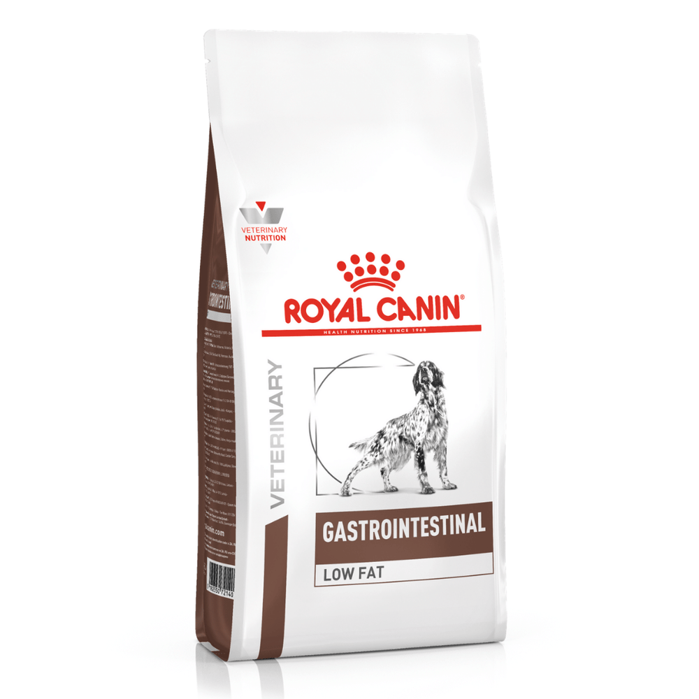 Royal Canin Vet Diet - Dry Dog Food - Gastro Intestinal Low Fat
