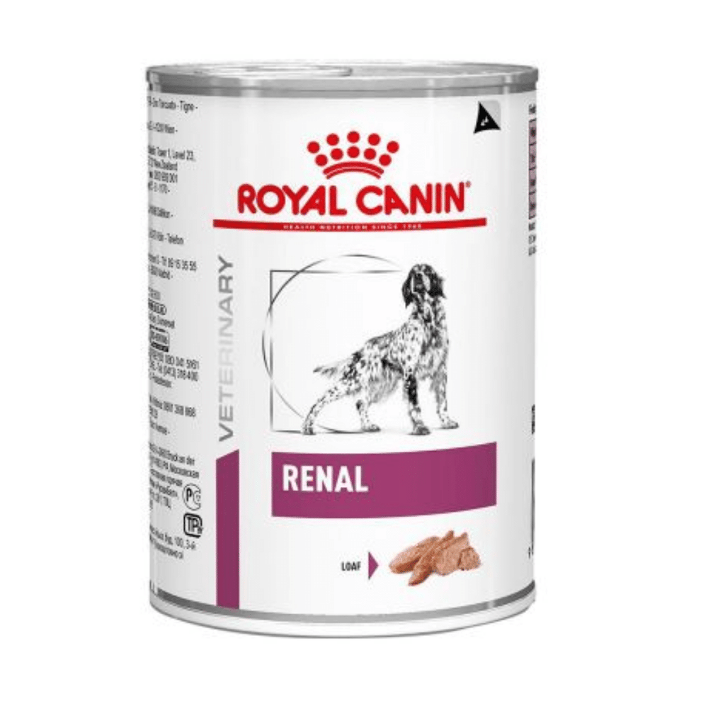 Royal Canin Vet Diet - Wet Dog Food - Renal Adult- 410g