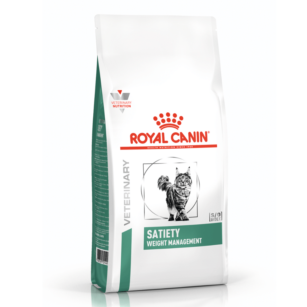 Royal Canin Vet Diet - Dry Cat Food - Satiety Weight Management