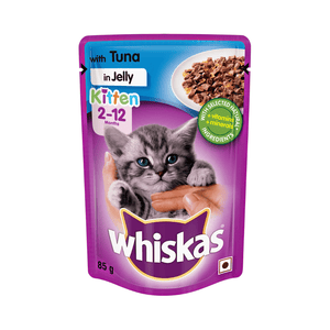Whiskas Wet Kitten Food - Tuna - (85g x 12pouches)