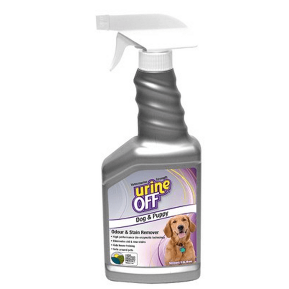 Urine OFF Puppy/Dog Odour & Stain Remover - 500ml