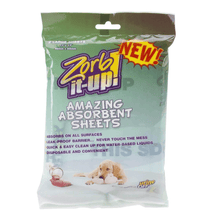 Urine Off Zorb-It-Up™ Super Absorbent Sheets