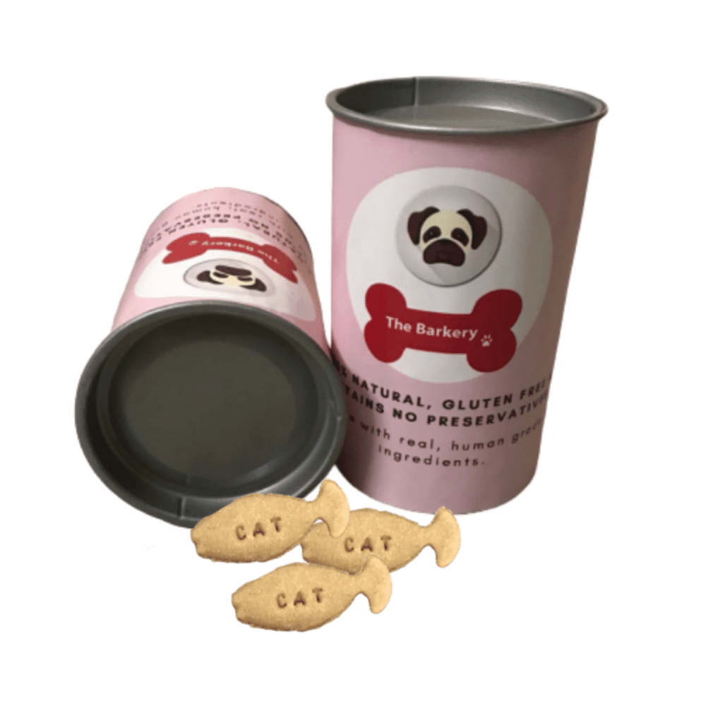 The Barkery Cat Biscuits - Chicken - 100g
