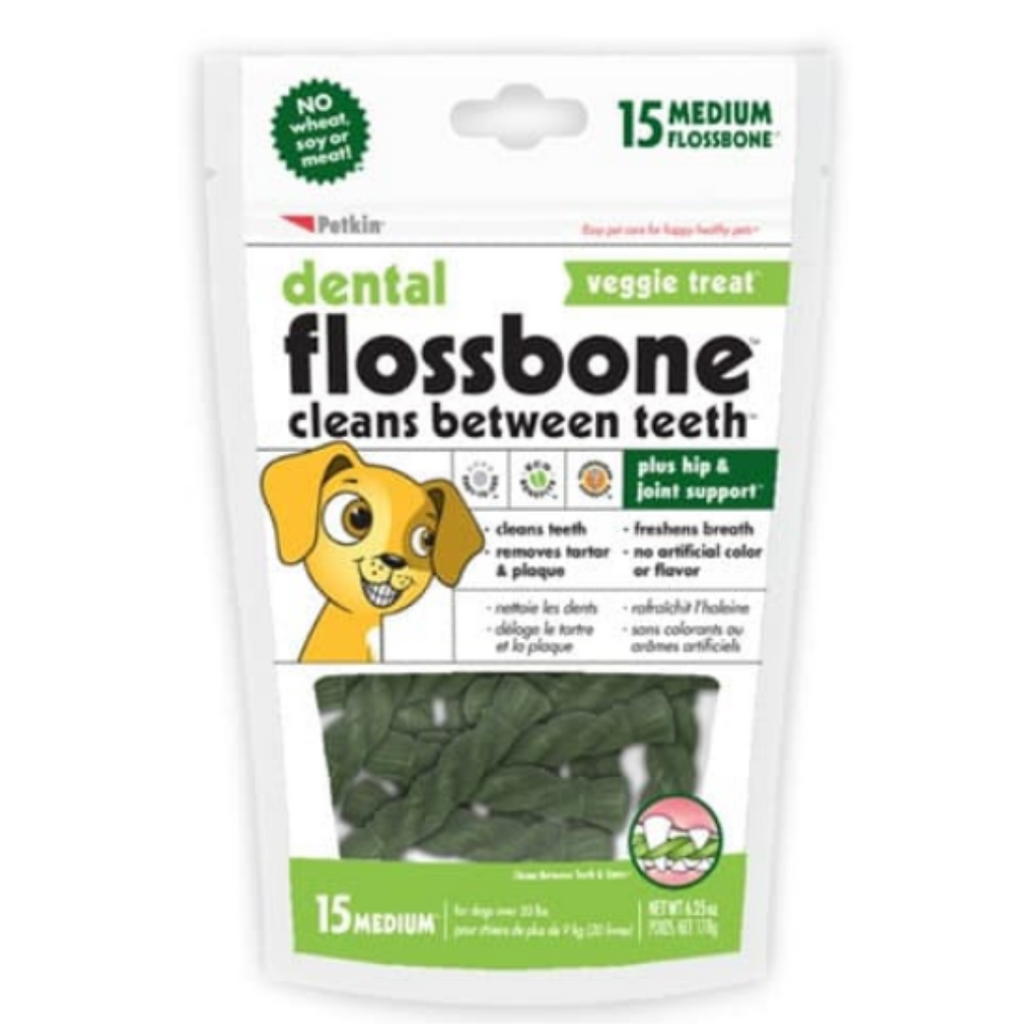 Dental Flossbone - Medium Counts