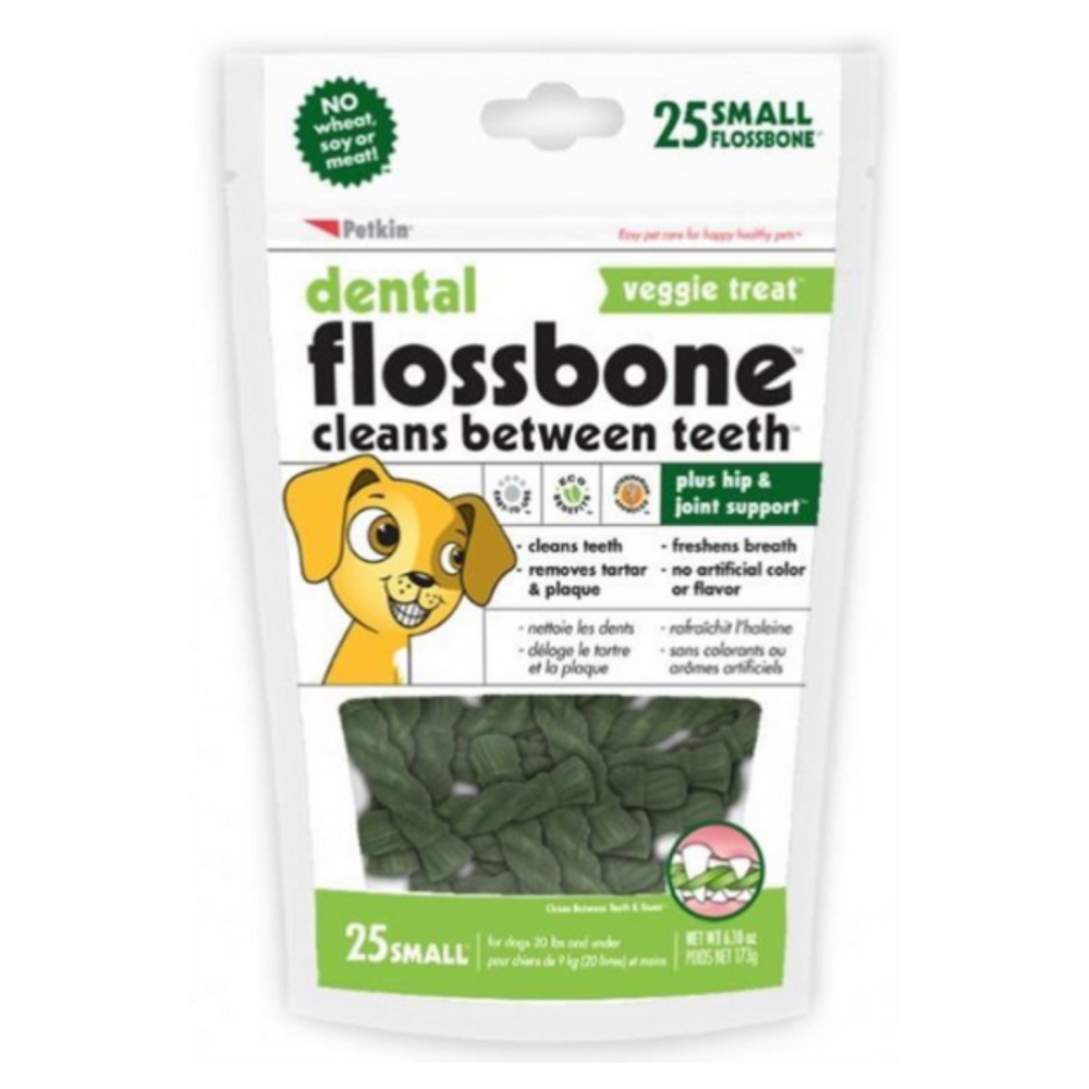 Dental Flossbone - Small Counts