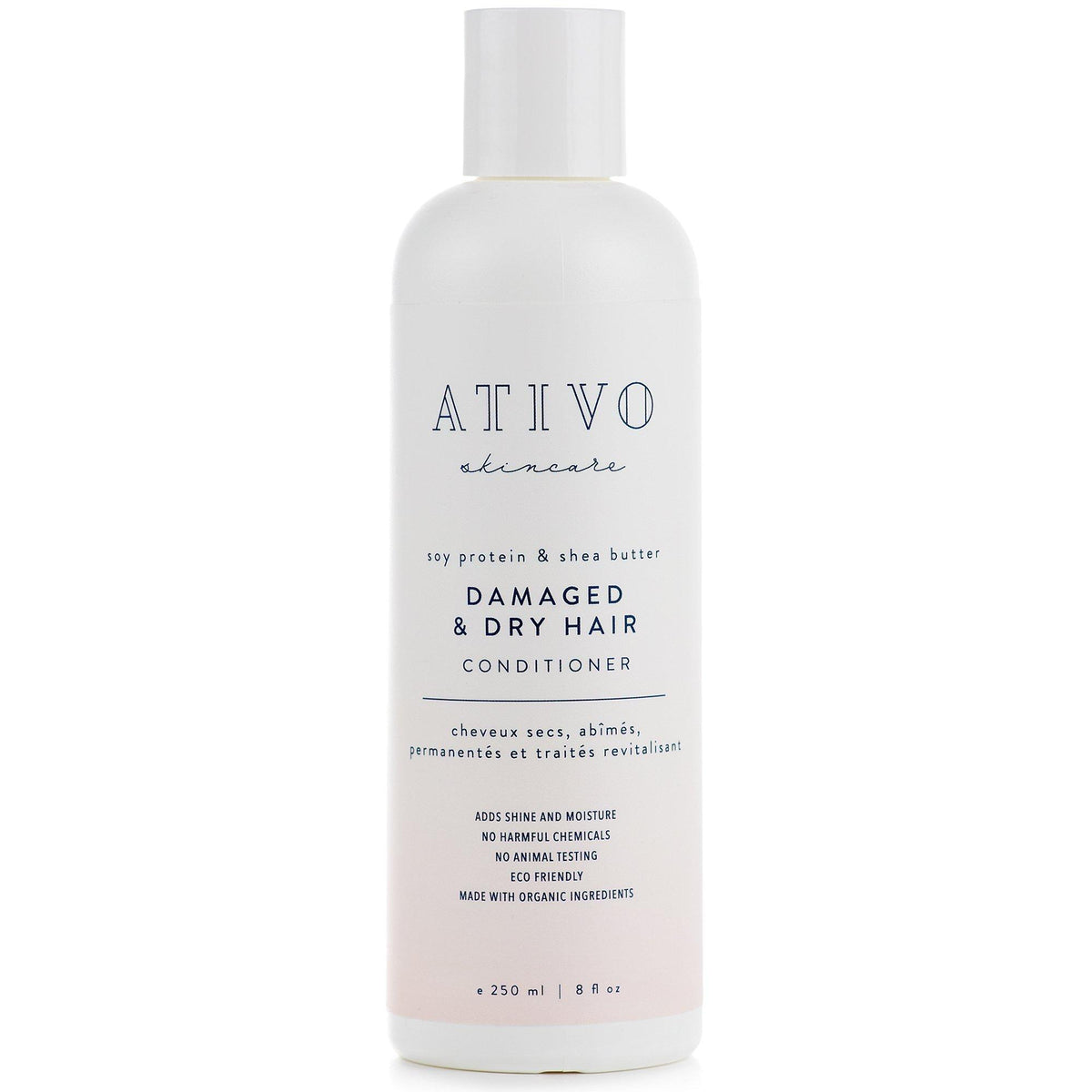 Damaged & Dry Hair Conditioner - Ativo Skincare