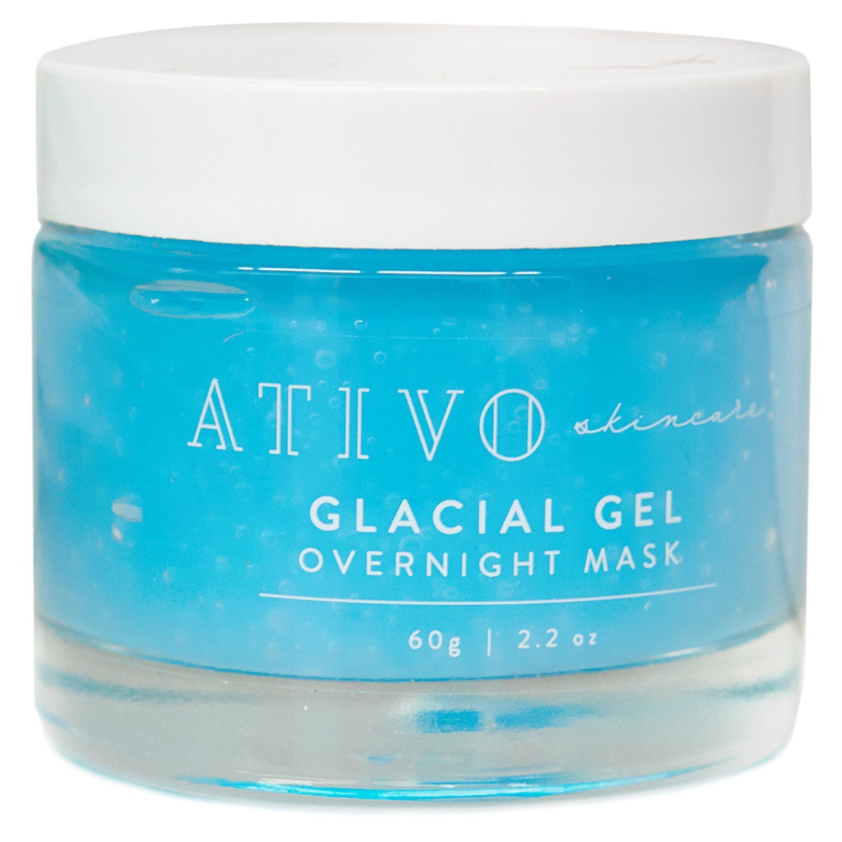 Glacial Gel Overnight Mask.