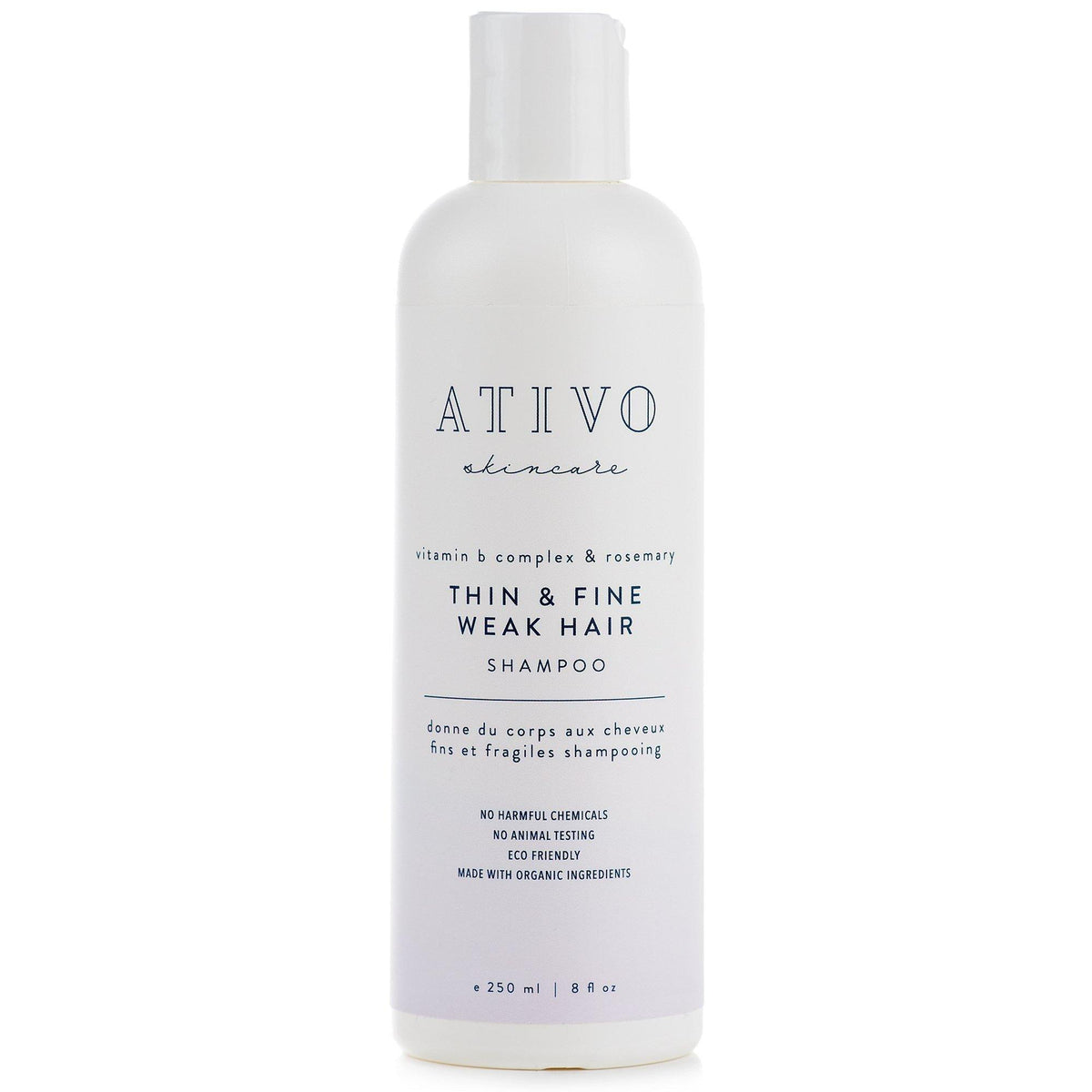 Thin & Fine Weak Hair Conditioner - Ativo Skincare