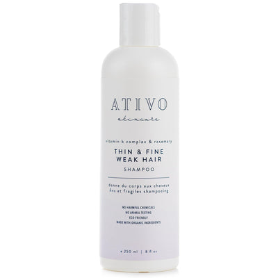 Thin & Fine Weak Hair Conditioner