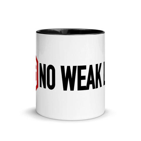 No Weak Links Mug
