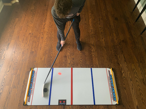 SuperDeker: The Best Off Ice Hockey Training Device