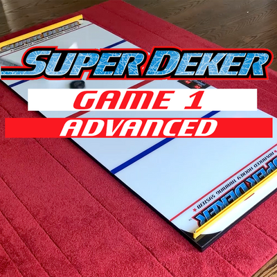 SuperDeker Game 1 for Advanced Players