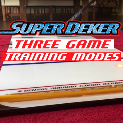 Three Game Training Modes