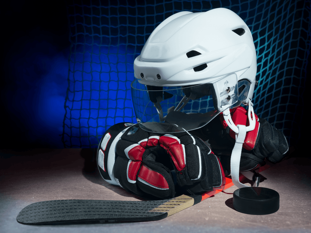 Keep up with SuperDeker.com for more tips on stick handling in ice hockey!