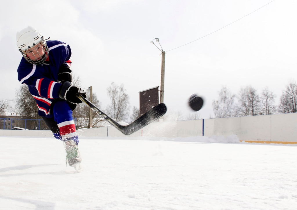When Hockey Players Working Out train off the ice, their hard work translates to real results.