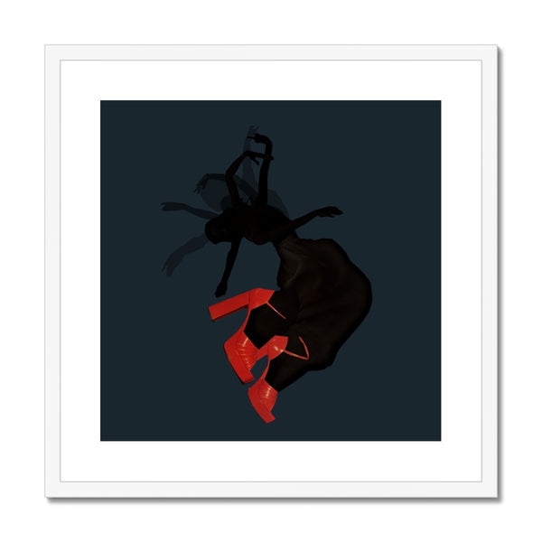 Jump for Joy FRAMED PRINT - (LIMITED RUN OF 45)