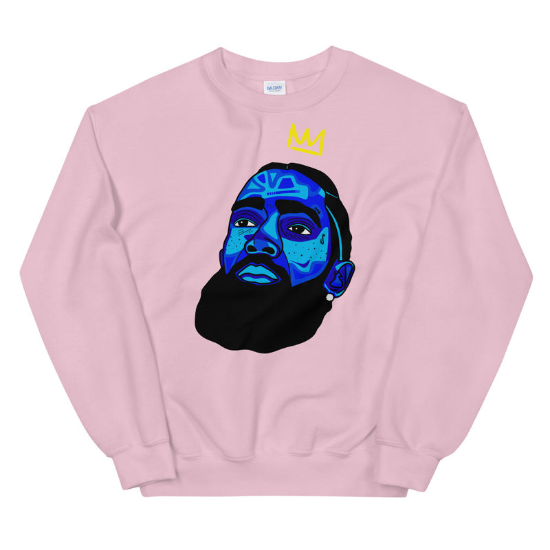 Nipsey the King - Unisex Crew Neck
