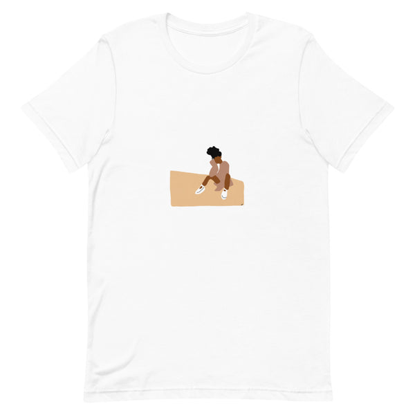 Contemplate - Short-Sleeve Unisex T-Shirt