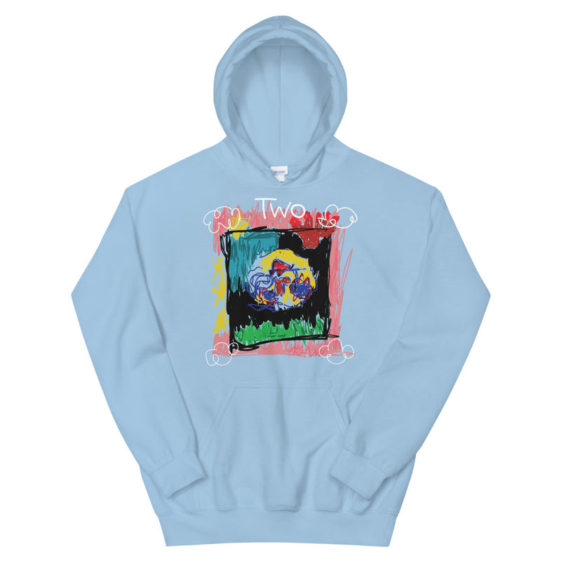Two Faced - Unisex Hoodie