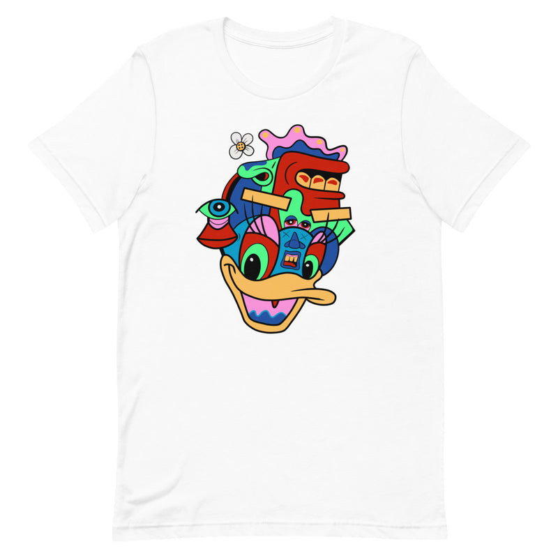 Daisy Ducky - Short-Sleeve Unisex T-Shirt