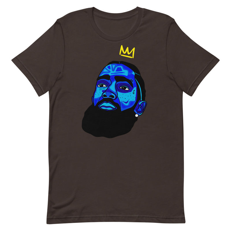Nipsey the King - Short-Sleeve Unisex T-Shirt